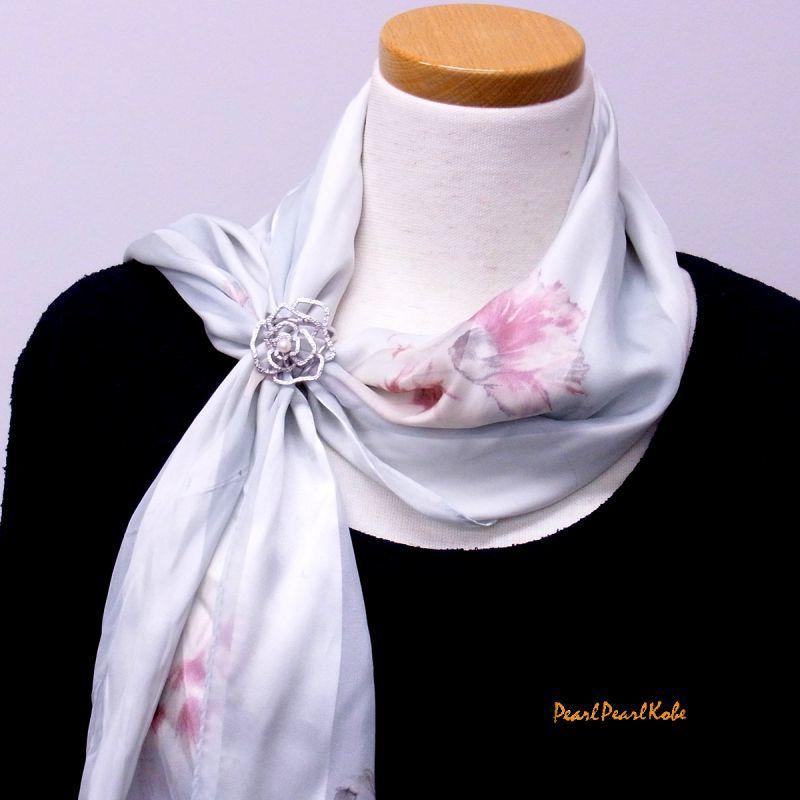 薔薇 スカーフリング